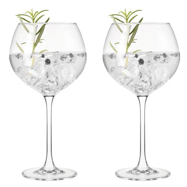 Gin Cocktail Glasses, Set of 2