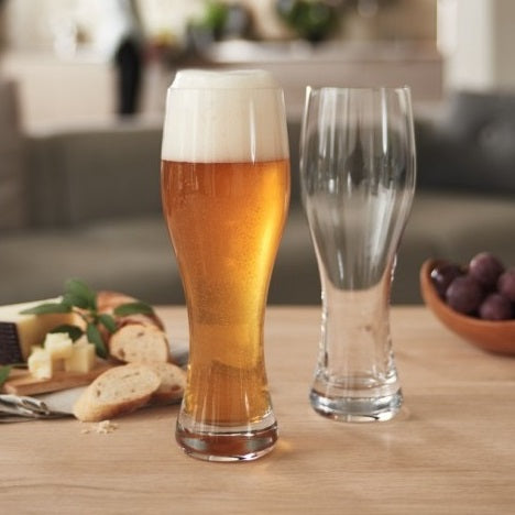 Taverna Beer Glasses, Set of 2