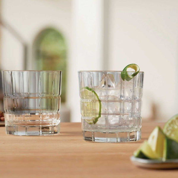 Gin Cocktail Tumblers, Set of 2