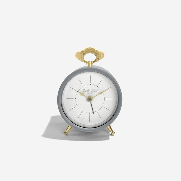Tilly Alarm Clock - Grey