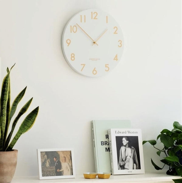 Chalk Wall Clock - Large