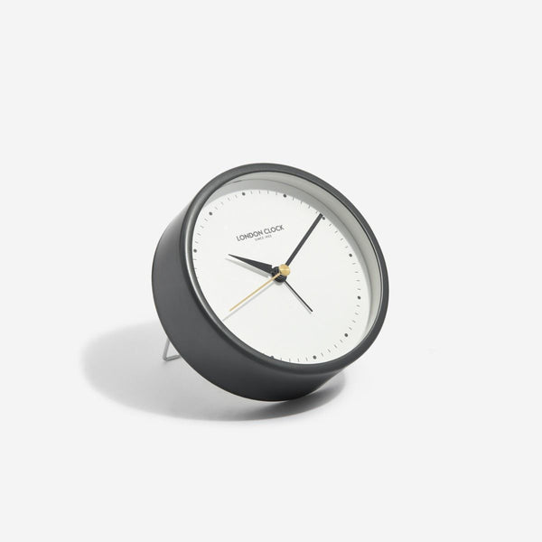 Hoxton Alarm Clock - Grey