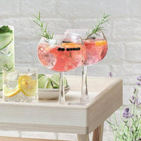 Cocktail Balloon Glasses, Set of 2