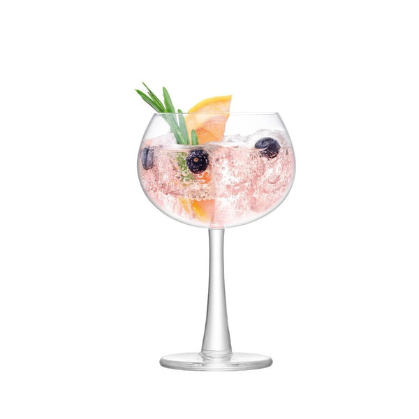 Gin Balloon Glasses, Set of 2