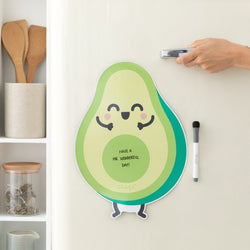 Magnetic Whiteboard - Avocado