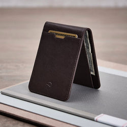 Manhattan Bifold Wallet - Brown RFID