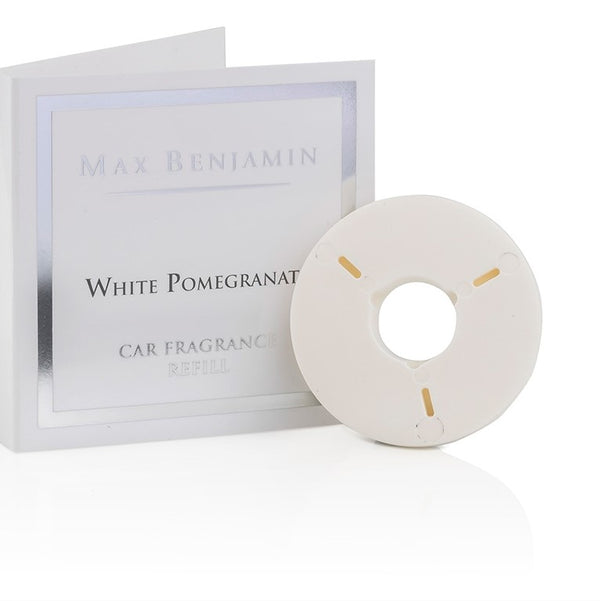 Car Fragrance Refill - White Pomegranate