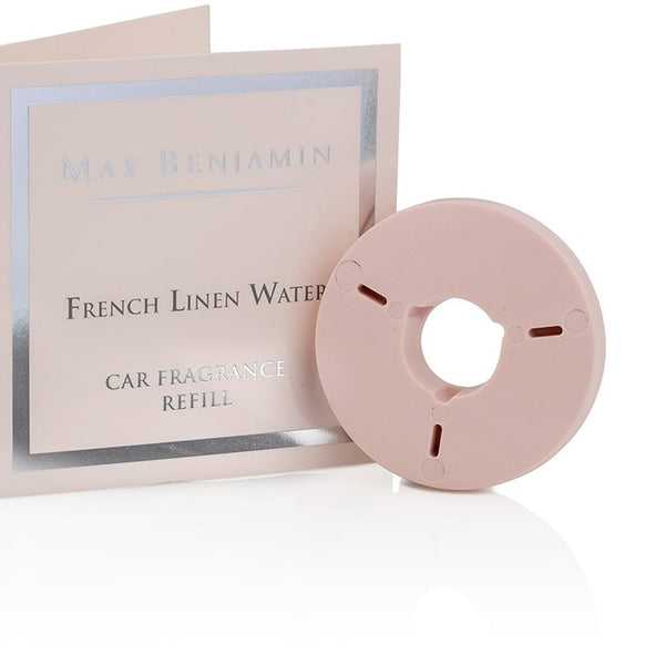 Car Fragrance Refill - French Linen