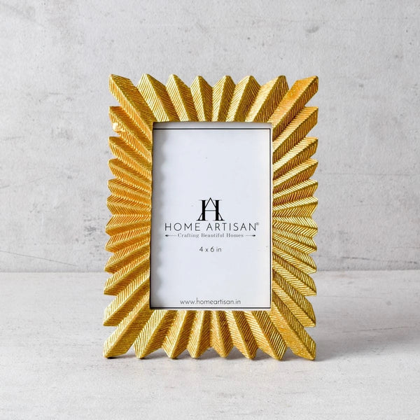 Midas Sunburst Photo Frame