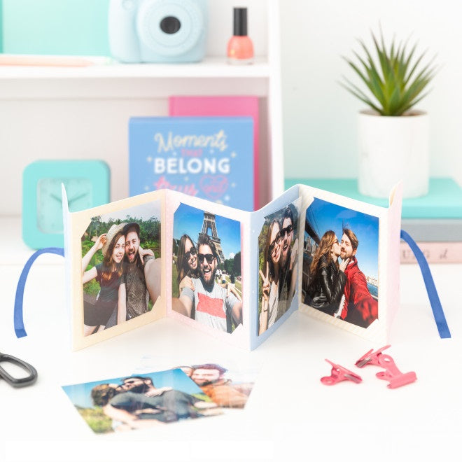 Keepsake Photo Album Box Small - Moments