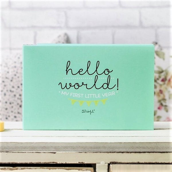 Photo Album - Hello World