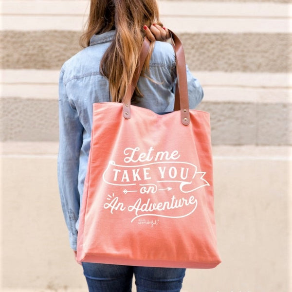 Tote Bag - Adventure