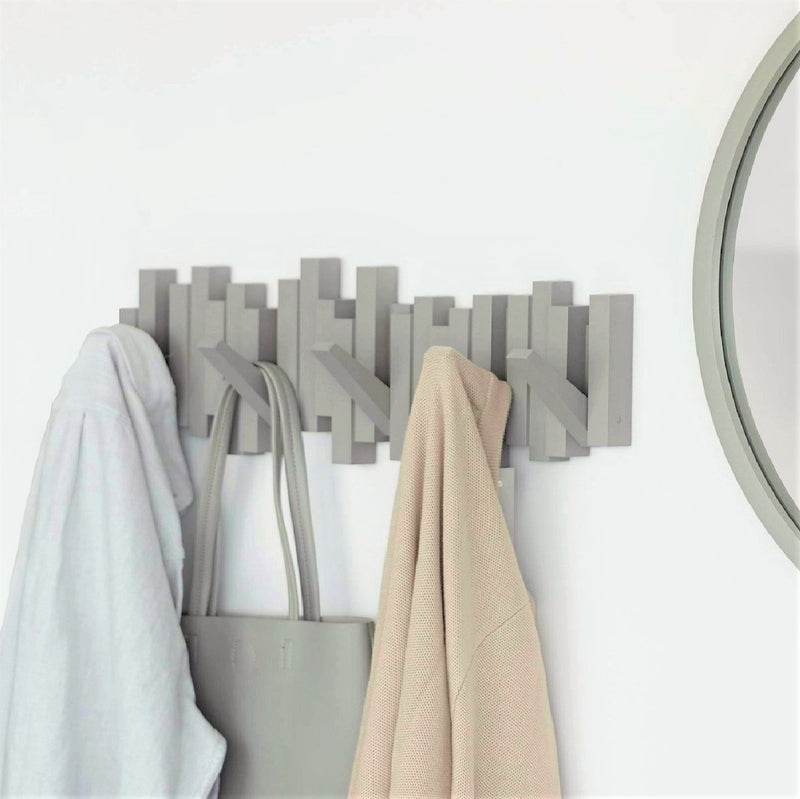 Sticks Multi Hook - Grey