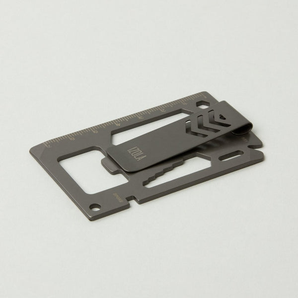Multi-tool Money Clip