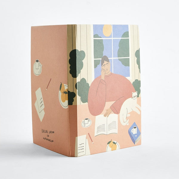 Limited Edition A5 Notebook - Karl-Joel Larsson