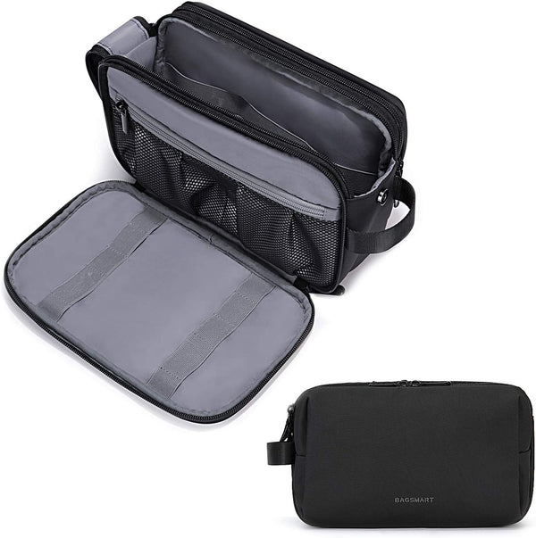 Neo Toiletry Bag - Black