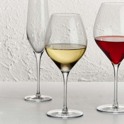 Vinifera Wine Glasses, Set of 2