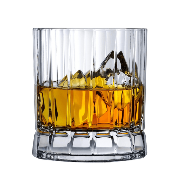 Wayne Whiskey Tumblers, Set of 4