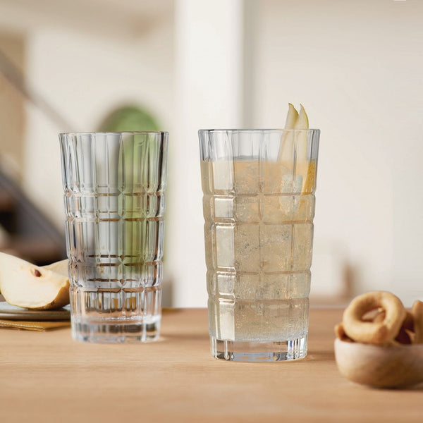 Gin Long Drink Tumblers, Set of 2