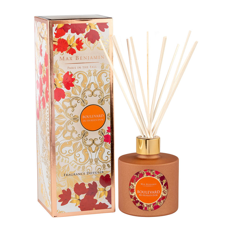Boulevard Fragrance Diffuser, Paris in Fall Collection