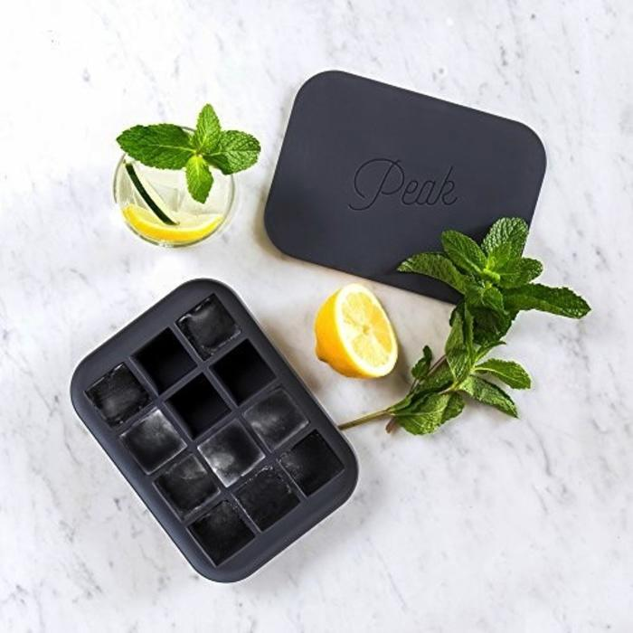 Peak Everyday Ice Tray - Charcoal