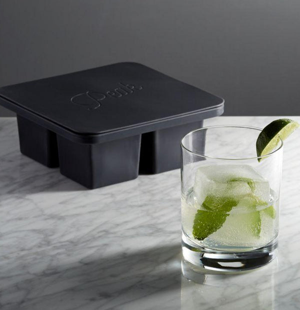 Peak Extra Large Ice Tray - Charcoal