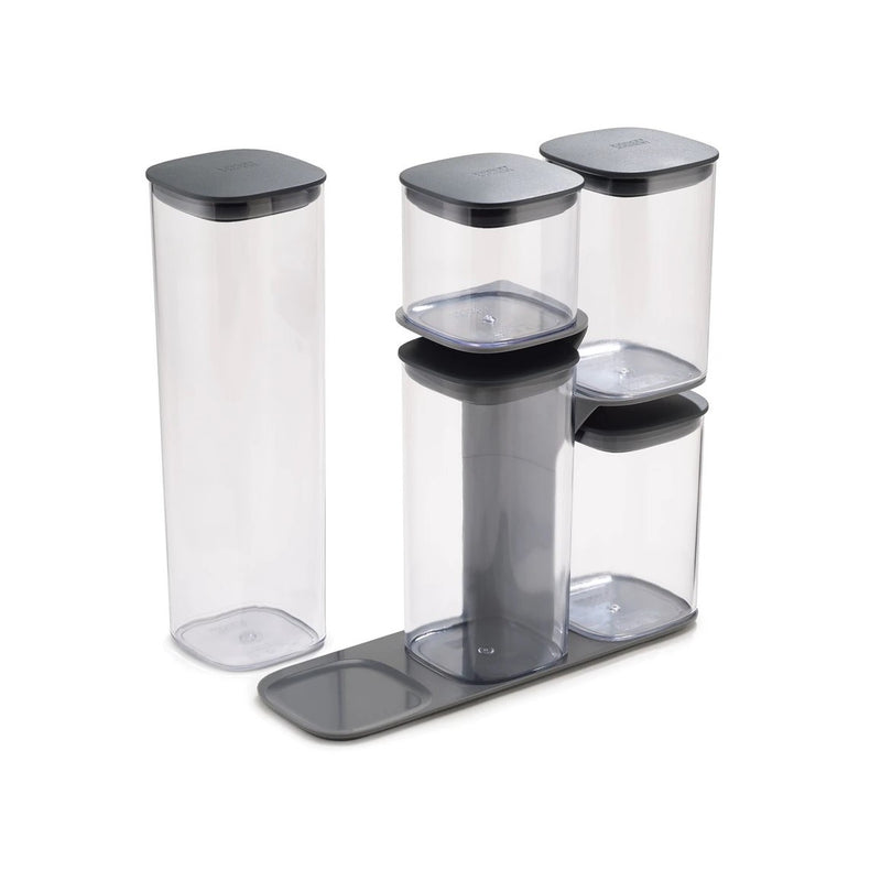 Podium 5-pc Storage Container Set