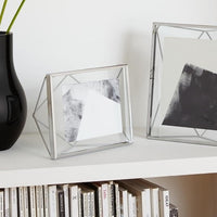 Prisma Photo Frame - Chrome 4x6
