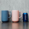 Porcelain Tall Mug - Pastel Blue