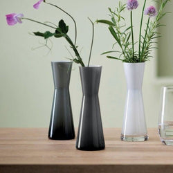 Puccini Table Vase - Grey