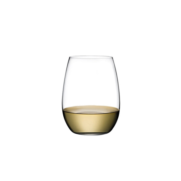 Pure White Wine Glasses, Set of 4