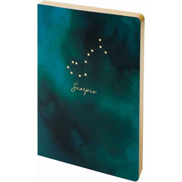 Constellations Mini Notebook - Scorpio