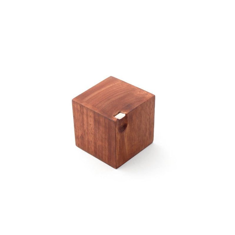 Wooden Square Measuring Tape