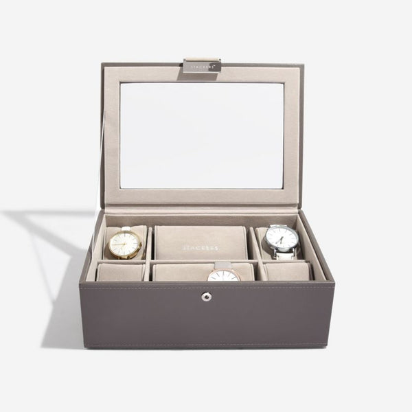 Watch Box 8-piece - Mink