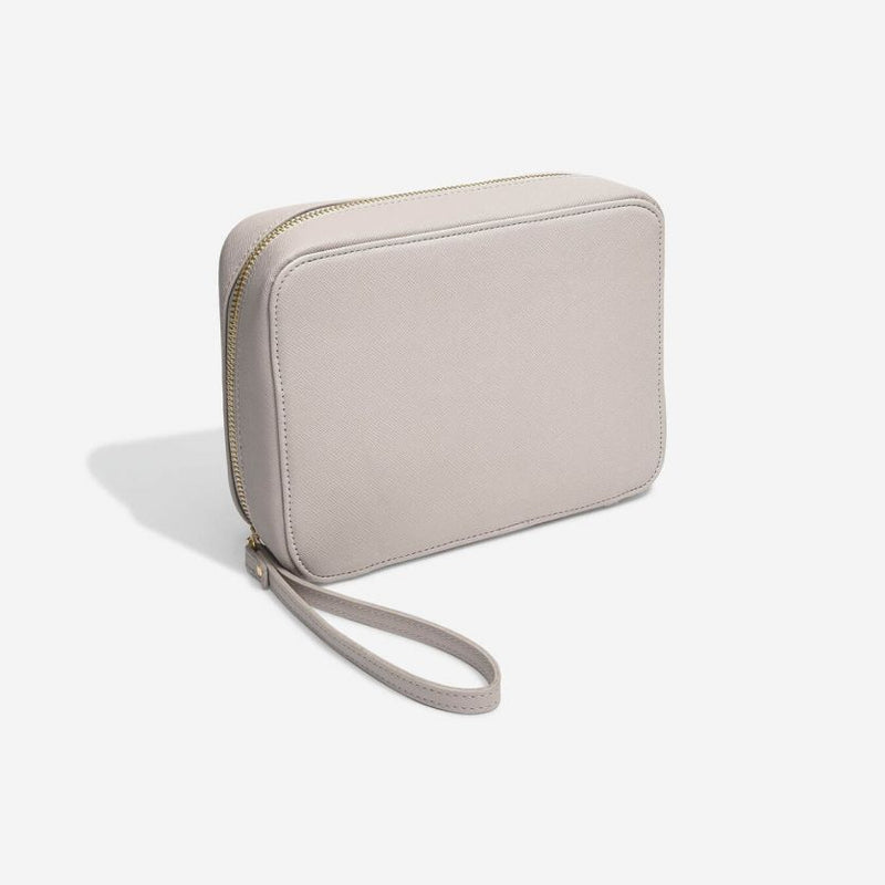 Cable Tidy Bag - Taupe