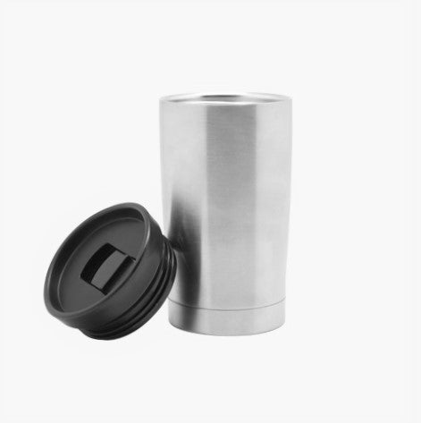 Karumai Travel Coffee Mug - Steel