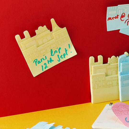 Skyline Sticky Notes - Paris