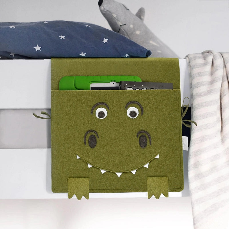 Terry T-Rex Bed Pocket