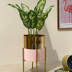 Tampa Planter - Pink Gold
