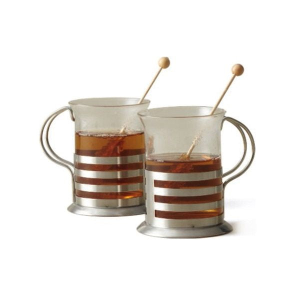 Balance Tea Cups, Set of 2