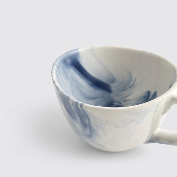 The Confluence Cup - Indigo