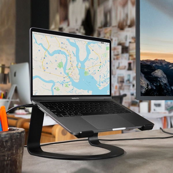 Curve for Macbook - Black