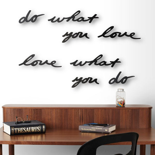 Mantra Wall Decor