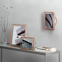 Prisma Photo Frame - Copper 4x6
