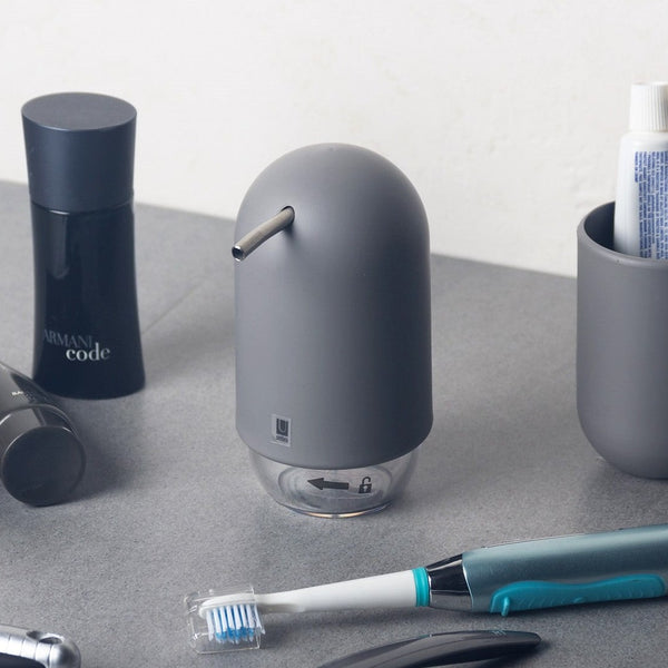 Touch Soap Dispenser - Grey