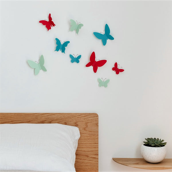 Mariposa Wall Decor - Assorted