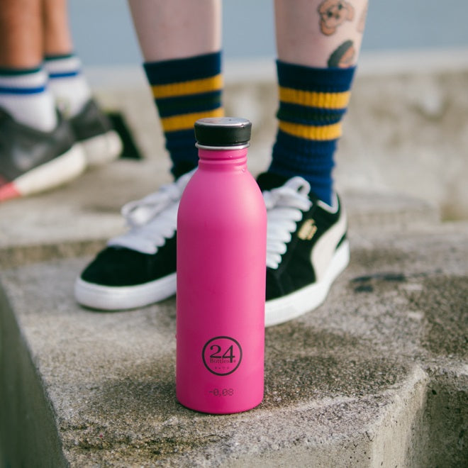Urban Bottle 500ml - Passion Pink