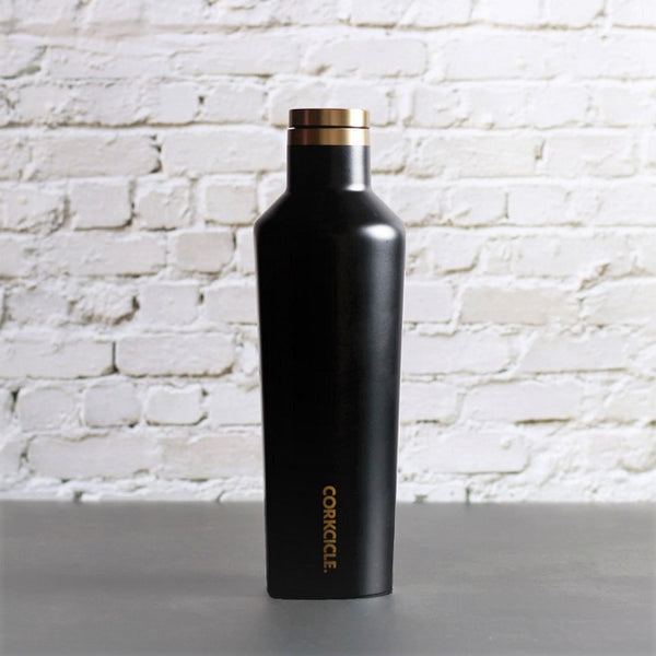 Insulated Canteen 475ml - VIP Black