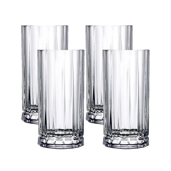 Wayne Highball Glasses, Set of 4