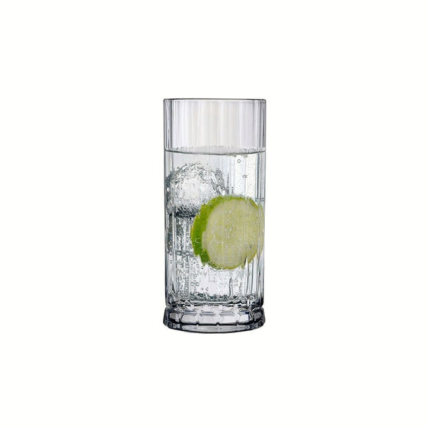 Wayne Tall Highball Glasses, Set of 4
